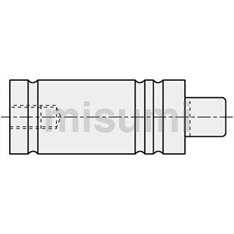 氮气弹簧 -高负载微型-