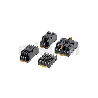 公用插座/DIN导轨相关产品(继电器用)