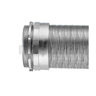 定位孔用连接器(薄钢电线管带外螺纹)