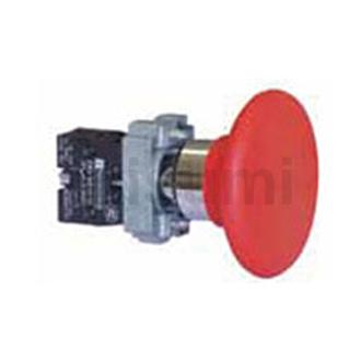 φ22蘑菇头按钮XB2B金属系列