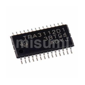 【Texas Instruments】音频放大器集成电路