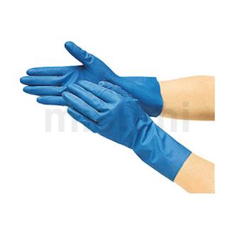 耐油耐溶剂 丁腈薄手套 10双装 尺寸 M、L【10个装】