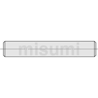 线性导向轴 直杆型