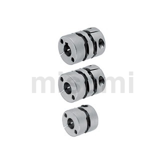 联轴器 膜片式高扭矩 夹持型/适用伺服马达型