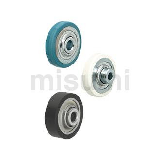 传送带用卷制轮 橡胶/聚氨酯