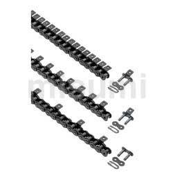 链条 小型传送带用/带附件型